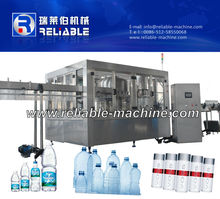 Hot sale buy bottled water production line/ 3-in-1 processing line