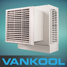 Water tank window evaporative air cooler, commercial use portable air cooler