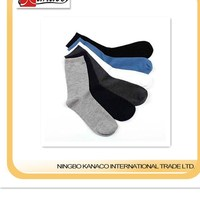 100 COTTON MAN S SOCK BLACK