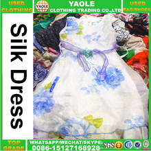 used clothing 20ft contain silk clothing women used clothes albania