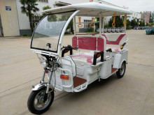 China Cheap Electric Tricycle for Passenger/Electric Rickshaw/Electric Mototaxi