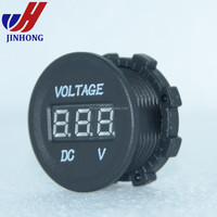 DC 12v 24v car digital voltmeter