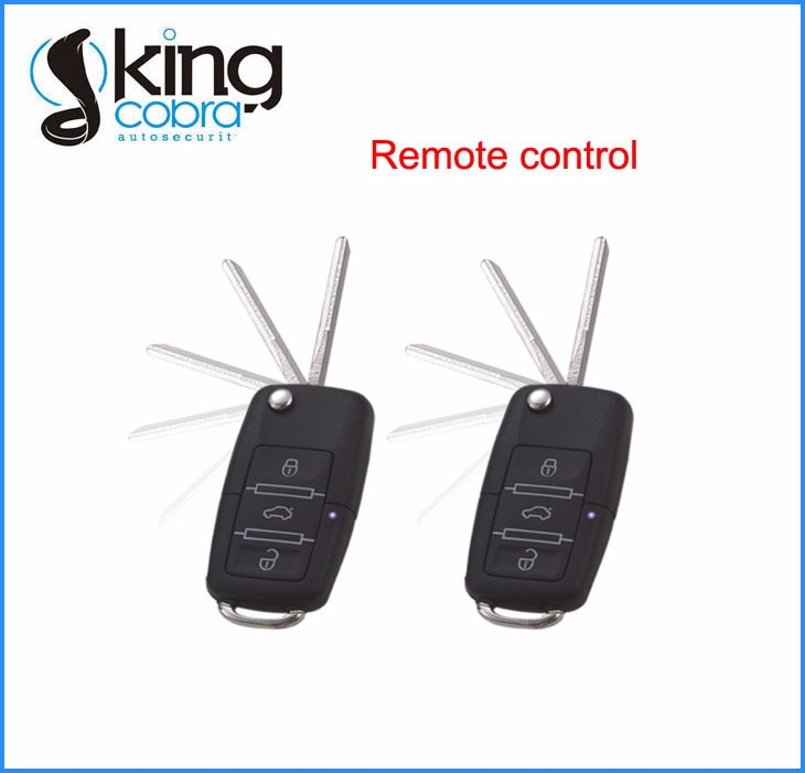 Universal Auto Smart Remote Control Keyless Entry System