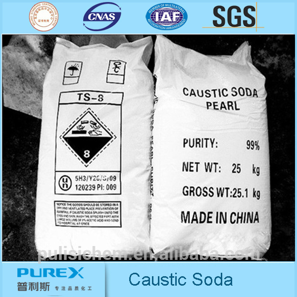 competitive price 25kgs bag caustic soda flakes sodium hydroxide