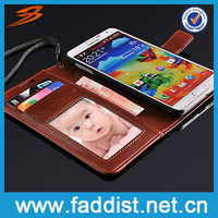 Luxury Wallet Fancy Cover for Samsung Galaxy Note 3 Case