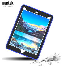 Custom Smart Shock proof Belk Rugged Back Cover Tablet Case For Ipad Pro 9.7 For Apple