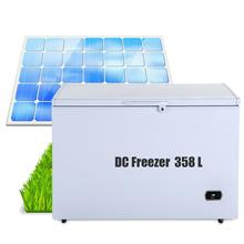 Middle- East ,Africa saving-energy solar refrigerator freezer, solar fridge