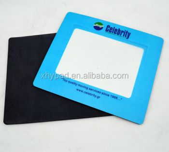 cheap price picture photo frame mouse pad