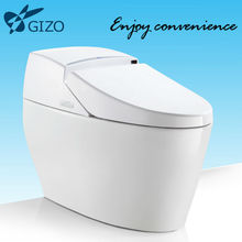 bathroom sensor seat cover with shattaf body cleaning western toilet