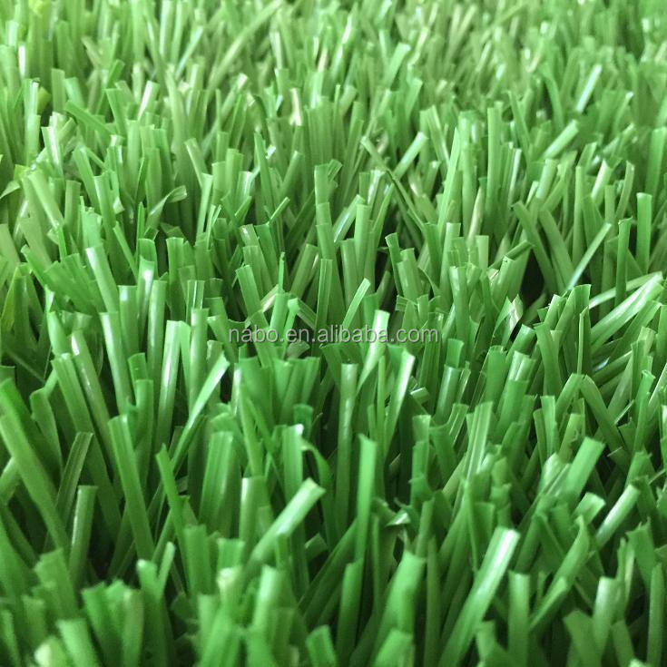 Synthetic Turf nature, reinforced softness landscaping artificial turf with unique profile