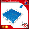 Open deck 9 feet transport packing storage plastic pallet
