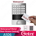Waterproof Rfid Card Access Control with Metal Shell JTL A106