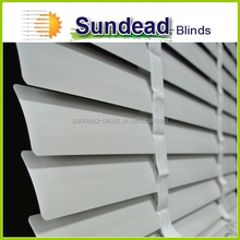 50mm aluminum venetian blinds with ladder tape for window decoration with simple, modern style