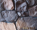 artificial dressed fieldstone for wall