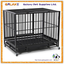 wholesale portable dog cage; plastic strong dog cage; dog outdoor run kennels