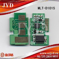 Imaging unit toner reset chip for Sam MLT-D101S ml2160/2165/2168/3400/3405/3407 best selling hot Chinese products