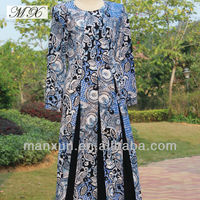 Arabic wear Cheap Muslim Abaya Moroccan Caftans Wholesale Multicolor
