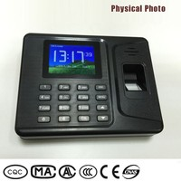 sample user manual for a software low price of biometrics finger print scanner with wiegand proximity readers