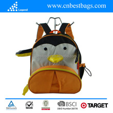 2014 funny kid school cartoon style backpack