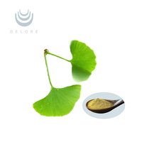 Pure natural factory Supply 100% Natural High quality Folium Ginkgo Leaf extract/ Gingko biloba Leaf P.E /Ginkgo Biloba