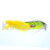 Kmucutie fishing lure CHLPA1 spoon lure spoon blade with feather hook fishing bait