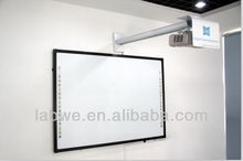 Factory price 88'' smart board price, maximum 64 point touch, gestures recognition