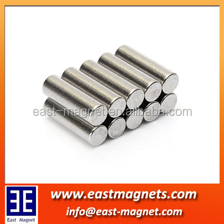 Trustworthy Ningbo east magnet N52 Rare Earth Neodymium bar/rods Magnet prices
