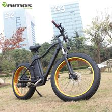 AIMOS 26 inch electric bike fat bike 1000w/zoom bicycle parts/japanese quad bike