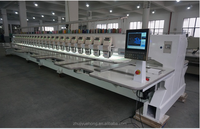 YUEHONG 24 heads High speed embroidery machine price