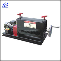 HXS-38-3 Hot sale Electric Cable Stripping Machine, scrap wire cable peeler with CE