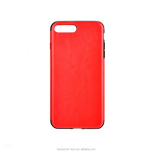 High quality full body case manufacturer whole simple style TPU felxible mobile leather case for iphone 6s 6splus