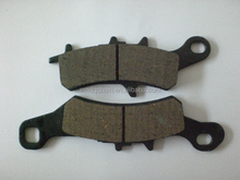 India market brake pad, disc pad model TVS VICTOR-GLX