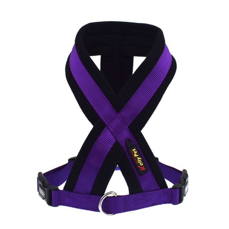 High quanlity non pull pet dog harness for medium and large breed dog