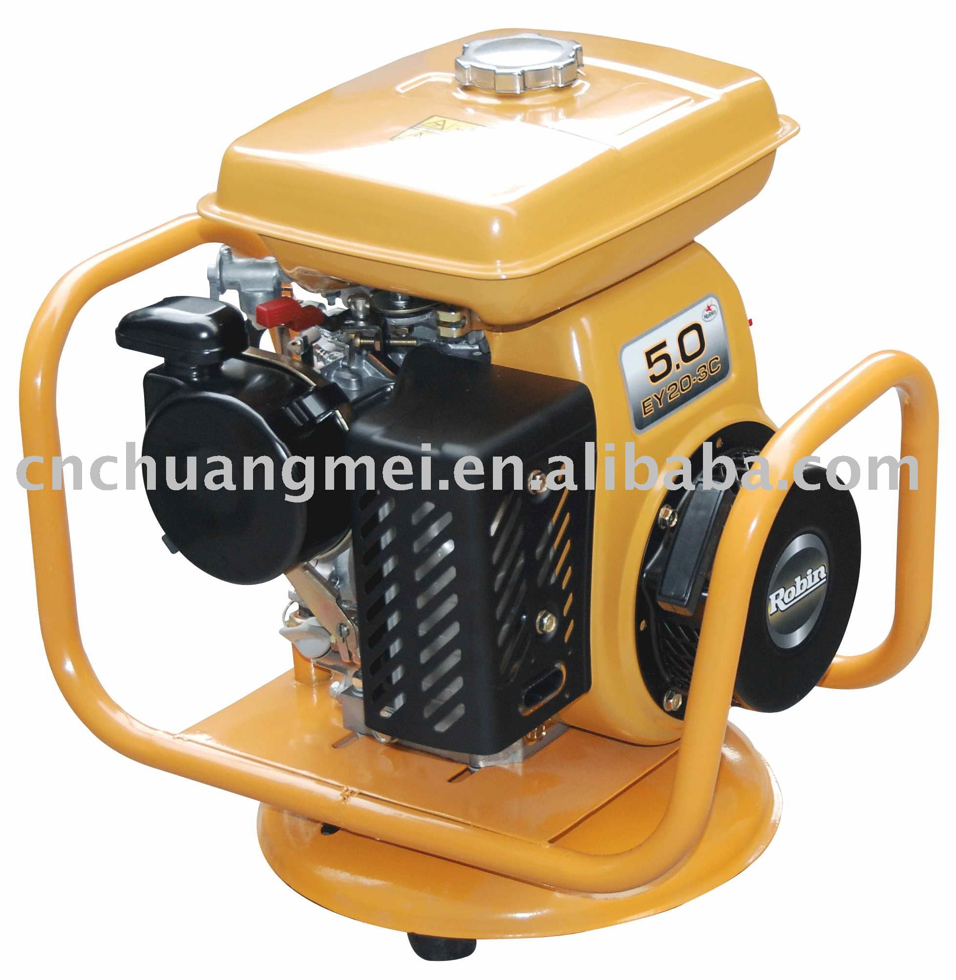 Vibrator Robin Gasoline Engine With Frame
