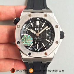 Dive noob AP watch 15703ST Royal offshore watch Luxury watch