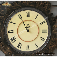 Industrial style Retro Clock Gear metal crafts wall decoration