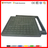 EN124 D400 waterproof composite manhole cover