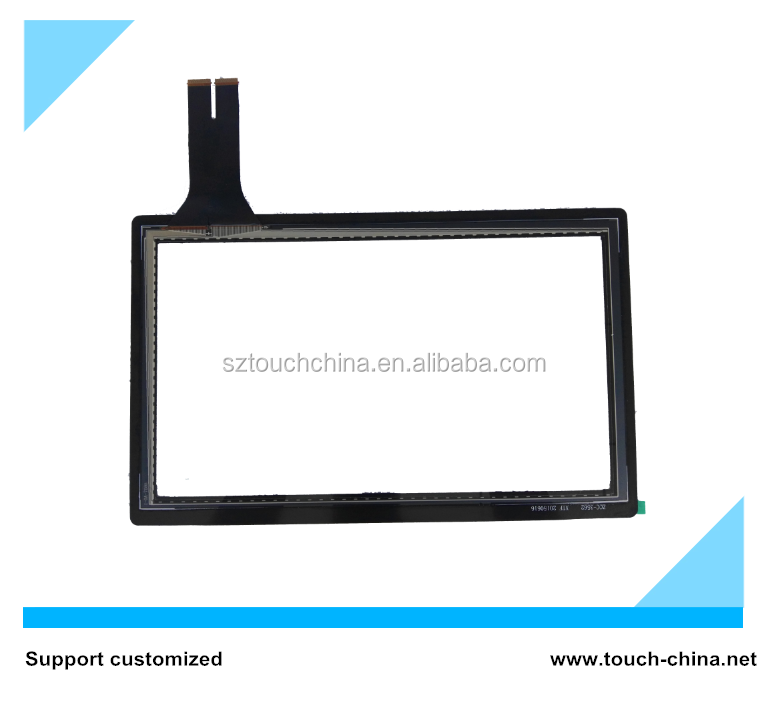 11.6 inch flexible lcd touch screen panel digitizer glass for multi touch tablet