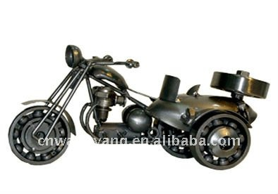 Metal Crafts Iron Motorcycle