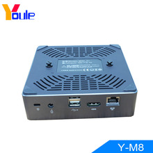 In Stock! Intel Core i5 7200U i3 7100U 7th Gen Kaby Lake Win10 Fanless Mini PC 4K HTPC Fanless Nuc Intel HD Graphics 620