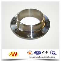 ASTM standard weld neck titanium flange of best price
