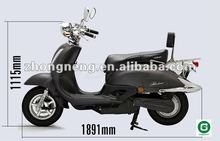 NO, 1 sale classical model both eletric and gasoline scooter EEC retro style