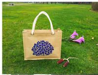Eco-Friendly Laminated Burlap bags Wholesale Jute Bag