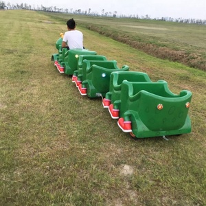 New Design Shopping Mall Used Lovely Electric Trackless Train For Sale