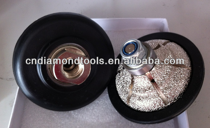 Diamond abrasive wheel/abrasive buffing wheel/diamond flap wheel