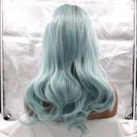 Wholesale Synthenic hair wigs synthetic wigs 14 to 30 inches in various colors in stocks