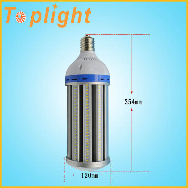 High power 120w led replacement for high pressure sodium lights