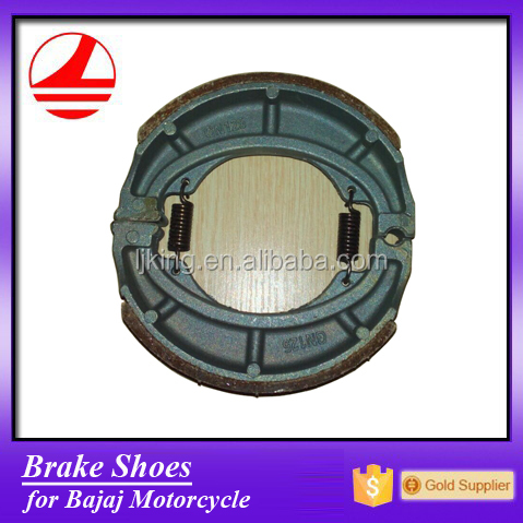 factory BAJAJ brake shoes main parts of motorcycle