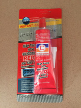 Quick Dry 650 RTV Silicone Gasket Maker Red Waterproof 55G