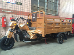 Three wheel motorcycle/ motorized 3 wheeler motoryccle Chongqing